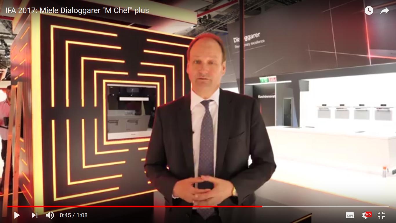 Dr. Markus Miele erklärt den Dialoggarer