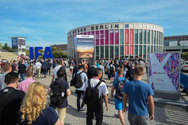 Internationale Funkausstellung, IFA