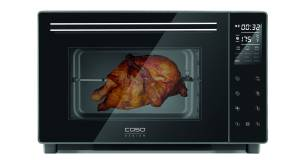 Der CASO Backofen TO 32 electronic