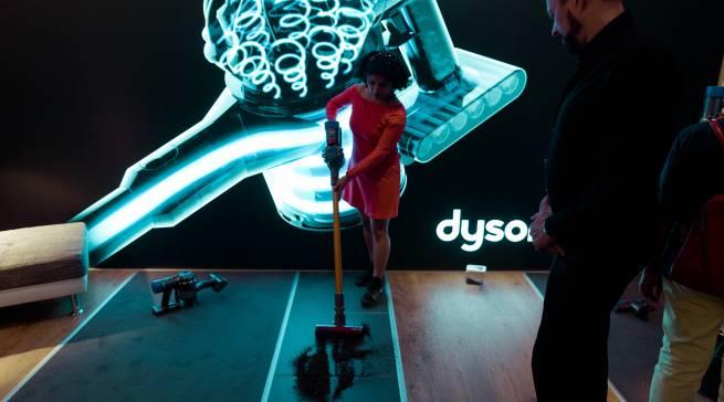 Dyson V8 Carbon Fiber