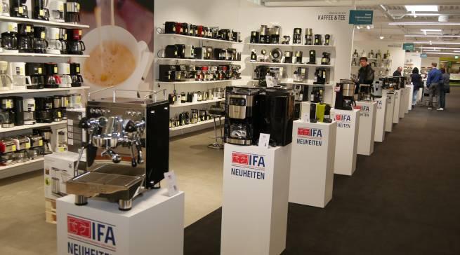 IFA verpasst? Kein Problem, die EK Home sorgte für ein Geräte-Update mit den Messe-Neuheiten aus Berlin.