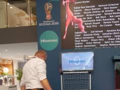Hisense FIFA Sponsor