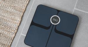 Die Fitbit Aria 2 Personenwaage