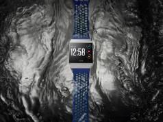Die Fitbit Ionic™ Smartwatch in Cobalt