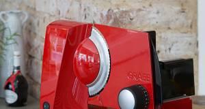Graef Allesschneider Serie SKS 100 mit Gleichstrommotor Eco Power Motion.