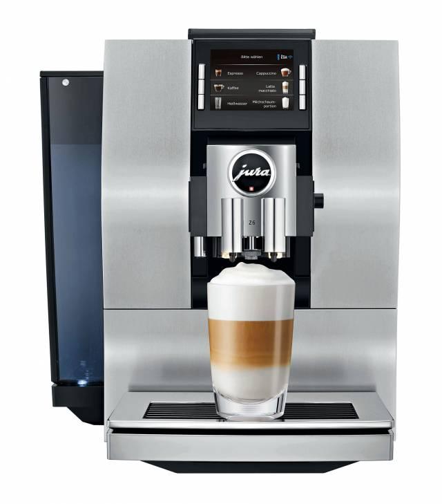 Der JURA Kaffeevollautomat Z6