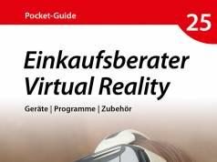 Der Pocket Guide Nummer 25 informiert über das Trend-Thema Virtual Reality.