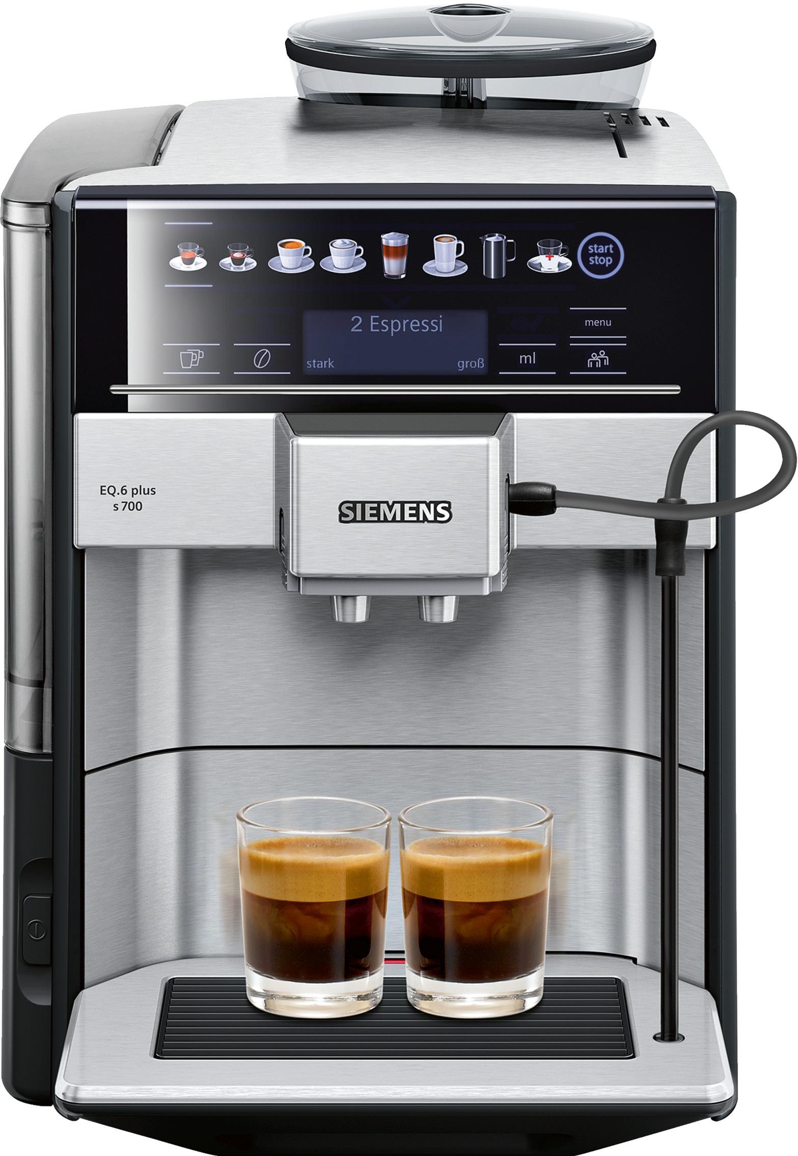 Siemens EQ.6 plus