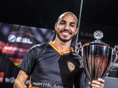 "Erfolgreich: Mohammed ""Mo_Aubameyang"" Harkous, Deutscher FIFA 17-Sommermeister 2017."