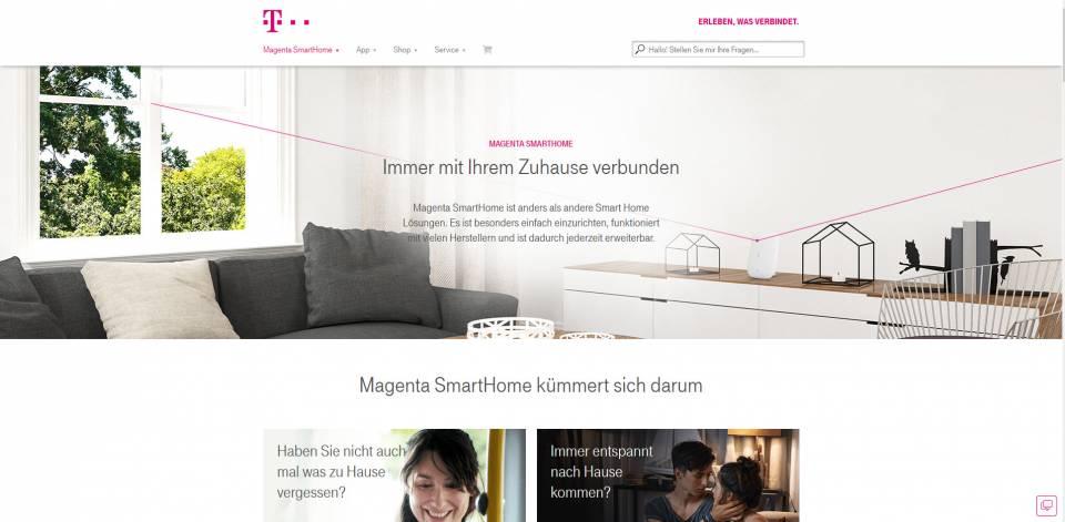 Screenshot von https://www.smarthome.de/
