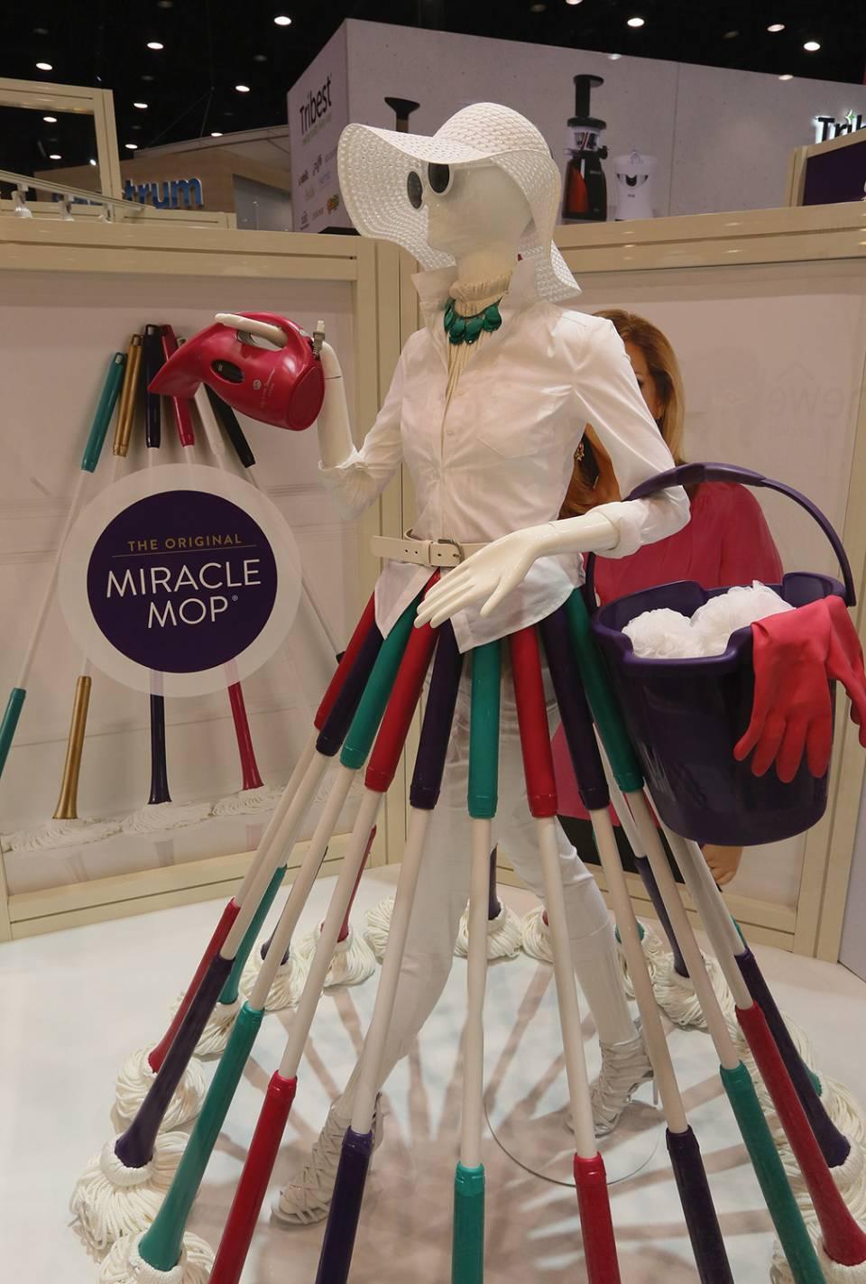 Quell pfiffiger Ideen: Die International Home + Housewares Show, Chicago.