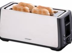Cloer Toaster King Size für American Toasts.