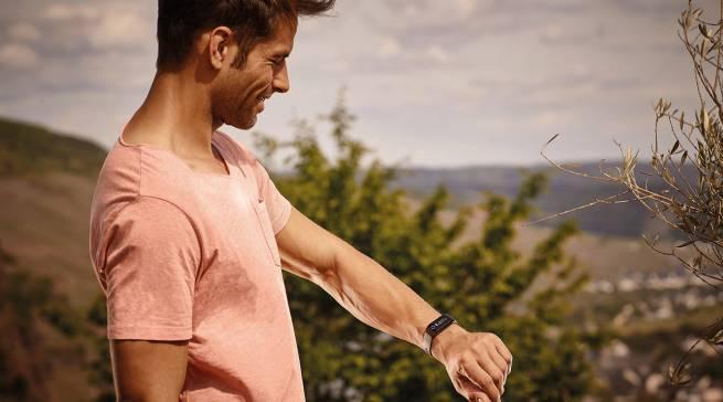 Der Personal-Trainer am Handgelenk: Fit Connect 200 HR.