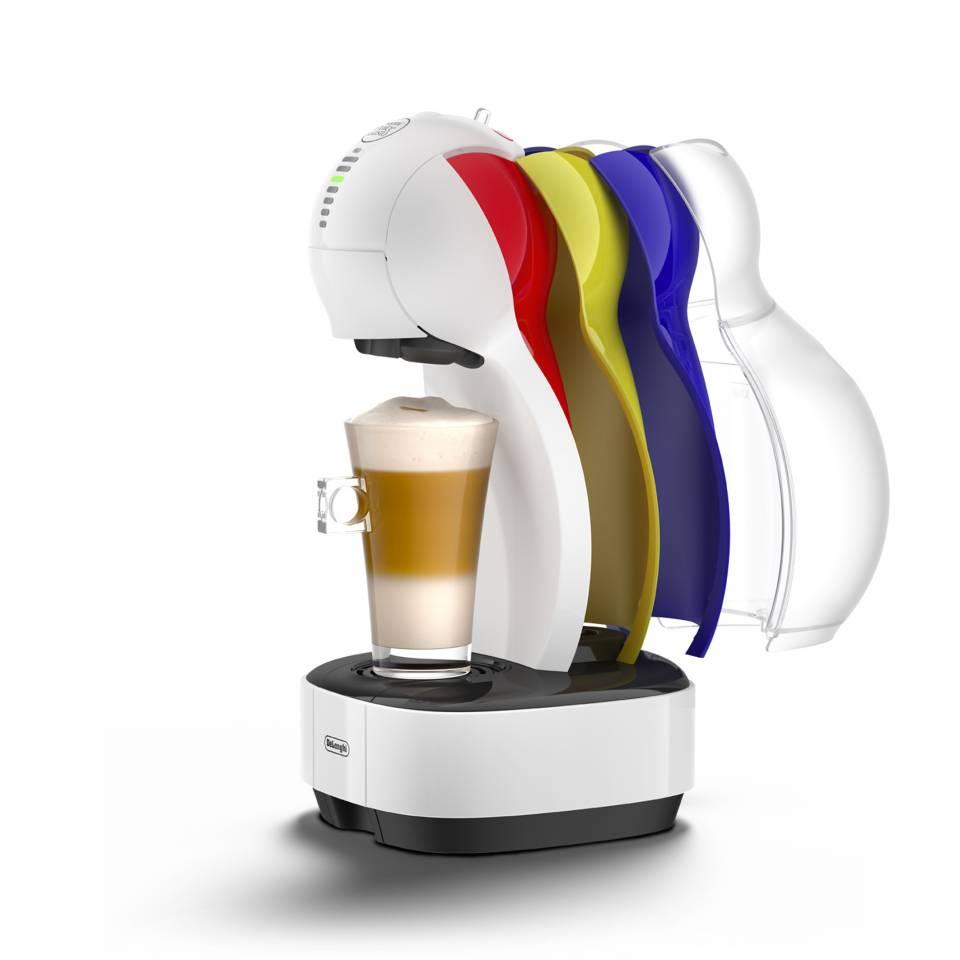 Die De'Longhi Kaffeemaschine NESCAFÉ Dolce Gusto Colors