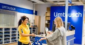 Neben Umtauschmöglichkeiten muss es bei Ikea laut Urteil des Landgerichtes Frankfurt künftig auch die Rücknahmeplicht von Elektrokleingeräten geben (Foto: Ikea/Andre Grohe)