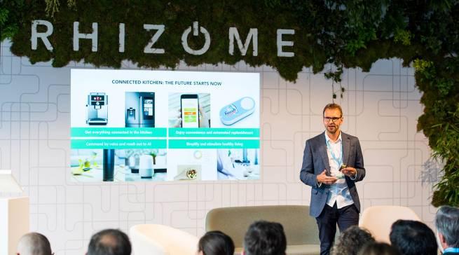 """""""Die Küche ist das neue Wohnzimmer"""", Mario Pieper, Chief Digital Officer der BSH."""