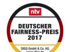 Deutscher Fairness Preis 2017 Logo