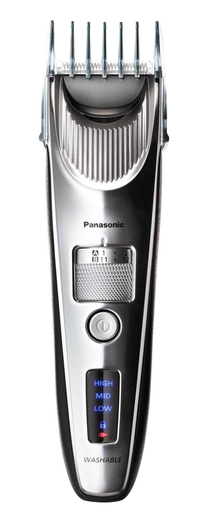 Panasonic Haarschneider ER-SC60 mit 60 Minuten Betriebszeit.