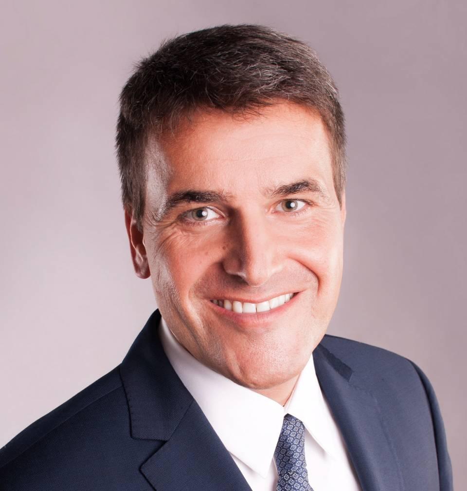 Ab 1. Dezember erster hauptamtlicher Geschäftsführer der Begros: Patrick Neuss.