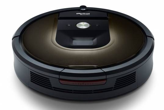 Der iRobot Roomba 980: Ausgezeichneter, digitaler Putzhelfer.