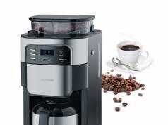 Die Severin Kaffeemaschine KA 4812 - Mit integriertem Mahlwerk