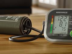 Soehnle Blutdruckmessgerät Systo Monitor auch als Unterarmmessgerät erhältlich.