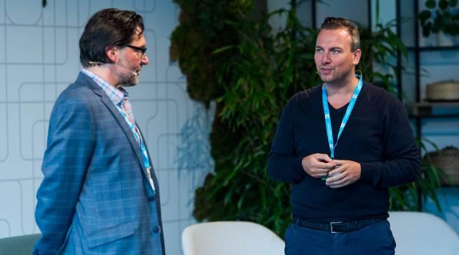 """""""Die Digitalisierung wird Menschen ermutigen, kreativer, gesünder und regelmäßiger zu essen"""", Top-Koch Tim Raue."""