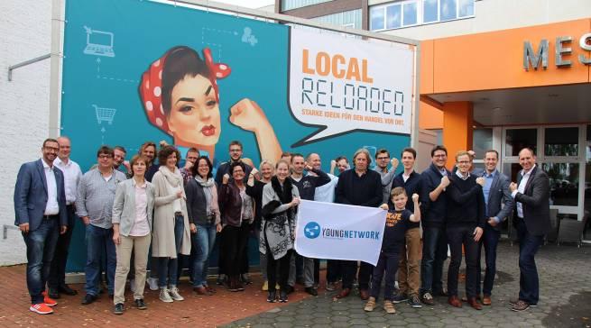 Jubiläumsauftakt bei der EK in Bielefeld: 25. Young Network Jahrestreffen.