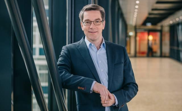 Alexander Birken, Konzernchef und CEO der Otto Group
