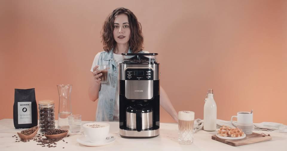 Für SEVERIN zählt der Bereich Kaffeezubereitung schon seit über 60 Jahren zu seinen Kernkompetenzen.
