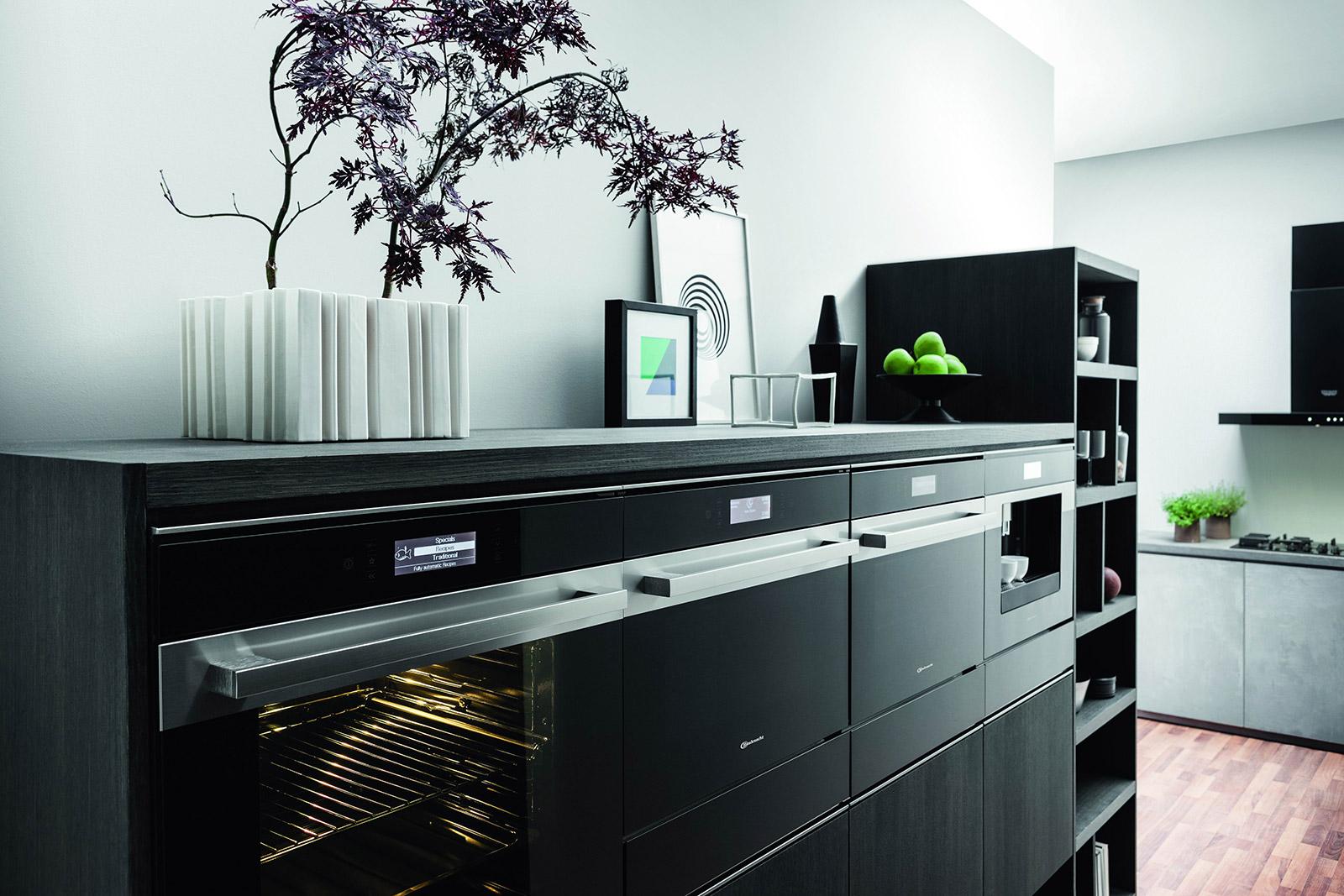 bauknecht designstark. Black Bedroom Furniture Sets. Home Design Ideas