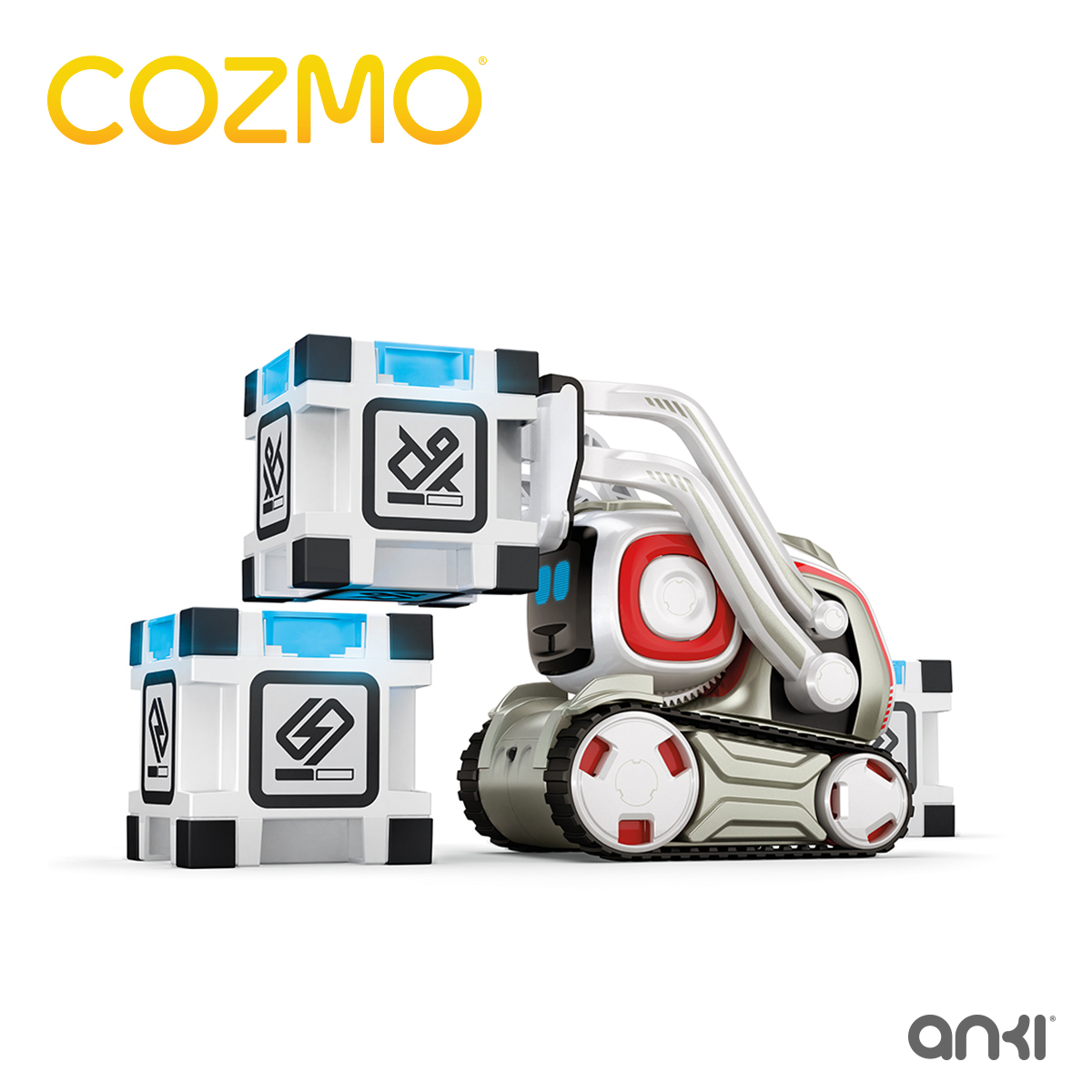 Cozmo-Stacking