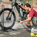 Neue Verbindung: Kärcher Mobile Outdoor Cleaner Bike plus E.O.F.T.