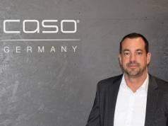 Sven Laube ist neuer Gesamtvertriebsleiter bei Caso.