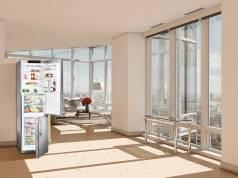 Liebherr ausgezeichnet! Der German Design Award steht für eines der renommiertesten Evaluierungsverfahren für gutes Design.