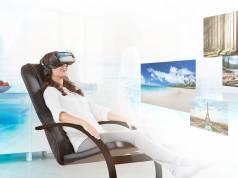 Medisana am Puls der Zeit: Entspannung mit Massage und VR.