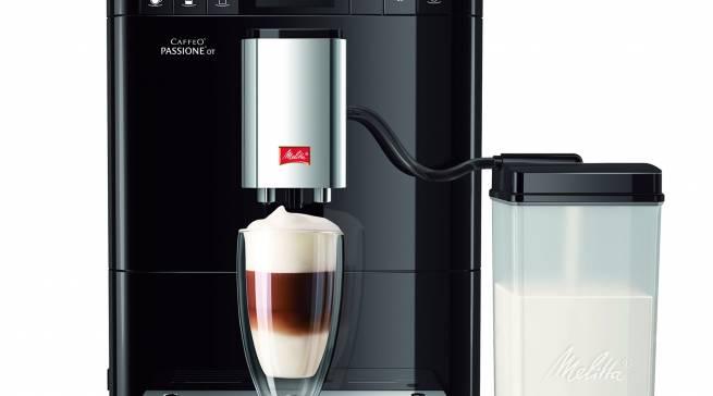 """Der Melitta Caffeo Passione OT gelingt laut den """"test""""-Testern der beste Espresso."""
