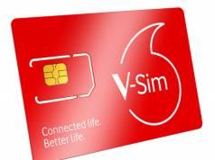 Vodafone Telefonkarte