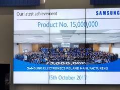 15.000.000 Produkte liefen bis Mitte Oktober vom Band!