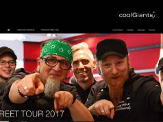 coolGiants Tour 2017