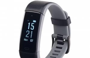Das newgen medicals Premium-Fitness-Armband FBT-110.HR