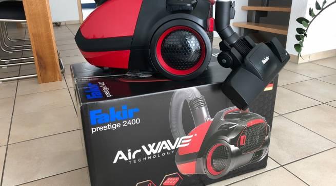 Fakir Air Wave - prestige   TS 2400