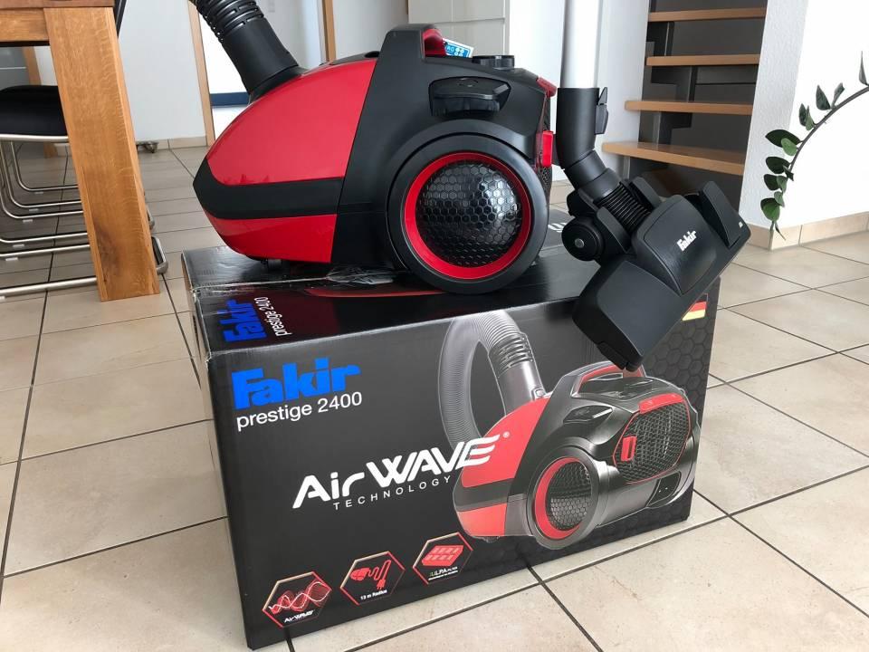 Fakir Air Wave - prestige | TS 2400