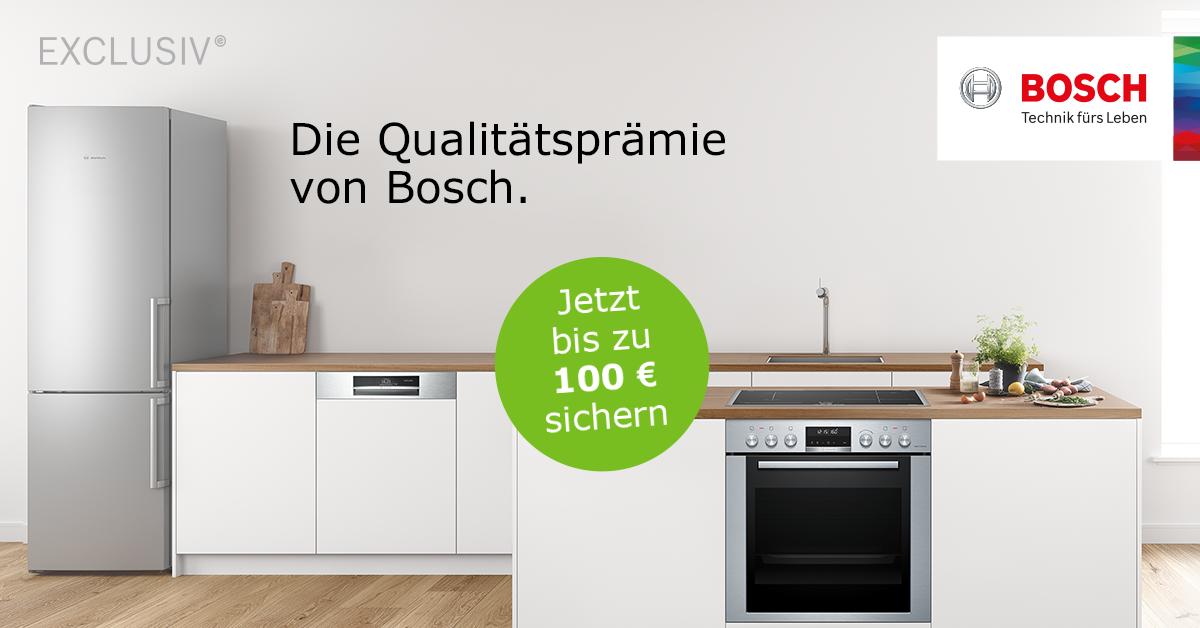 Bosch Setzt Seine Qualitatsoffensive Anfang 2018 Mit Einer Cashback Aktion Fort Zwischen Dem 1 Januar Und 28 Februar Erstattet Der Hersteller