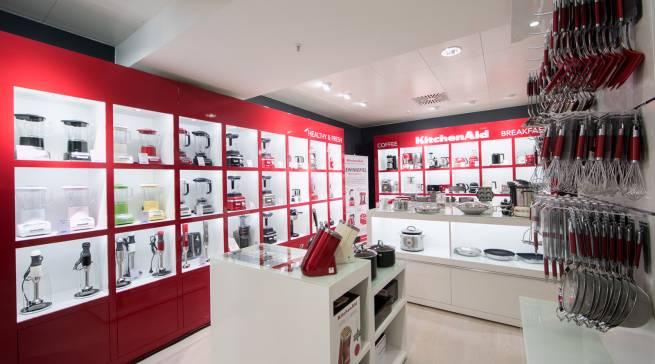 Shopping Ambiente par excellence: KitchenAid Store im KaDeWe