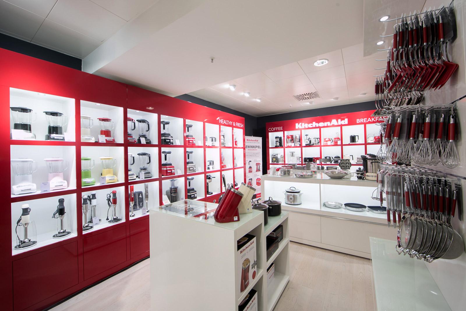 Shopping Ambiente Par Excellence Kitchenaid Store Im Kadewe