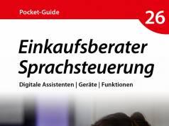 Pocket Guide Nummer 26: Einkaufsberater Sprachsteuerung