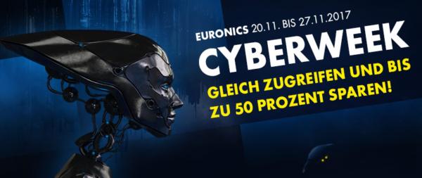 Euronics.de Cyber Week