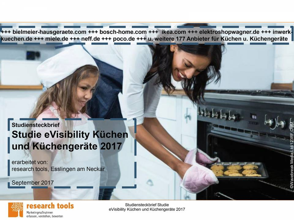 eVisibility Küchen und Küchengeräte Cover