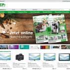 Umfassend erneuert: www.ep.de